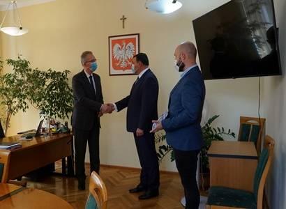 Wsparcie z Funduszu Inwestycji Samorządowych dla Gminy Nowogrodziec