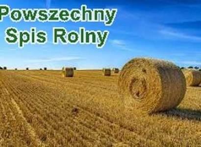 Apel Burmistrza Nowogrodźca z prośbą o wzięcie udziału w Powszechnym Spisie Rolnym